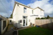semi detached house for sale in Glanville Road, Tavistock
