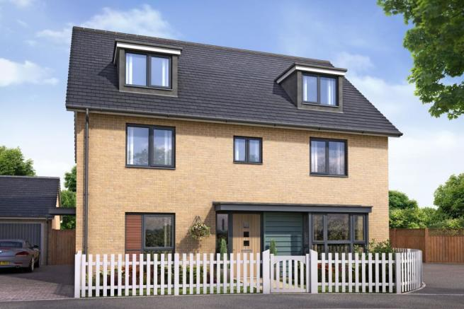 Cambourne Cambridge New Homes