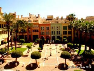 Plaza Los Naranjos