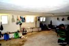 Work area/garage