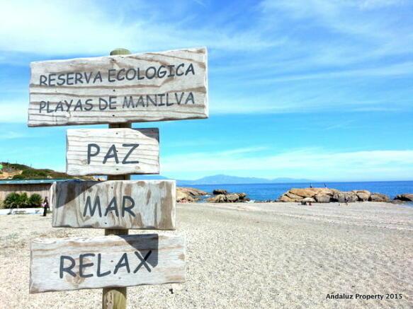 Local beach eco walk
