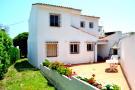 Villa rear terraces