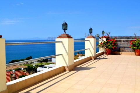 Fantastic terraces