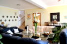 Lower lounge area