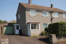 semi detached home for sale in Pinewood, Somerton