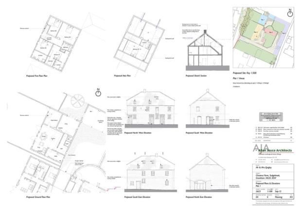 Plot 1 Elevation Pla