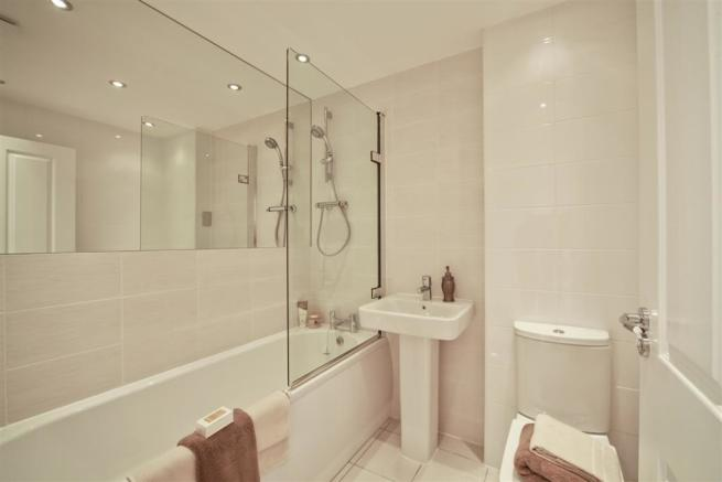 Image from Actual Gosford Showhome at Byron Bank