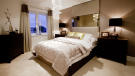 Avant designer bedroom