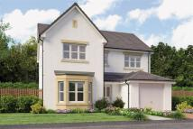4 bed new property in Violet Bank, Peebles...