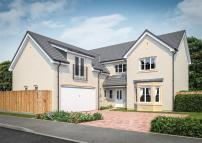 5 bedroom new home in Violet Bank, Peebles...