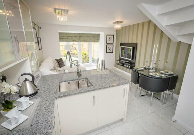 Fawley kitchen