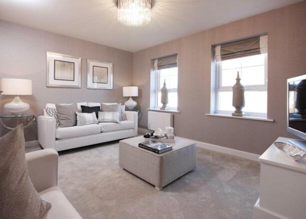 Fawley lounge