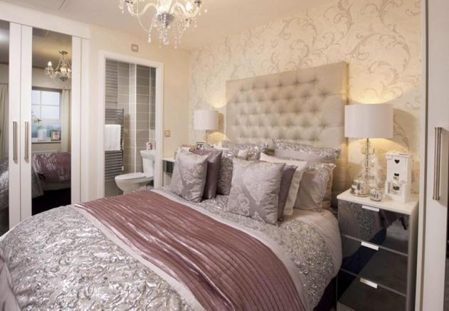 Oakham master bedroom