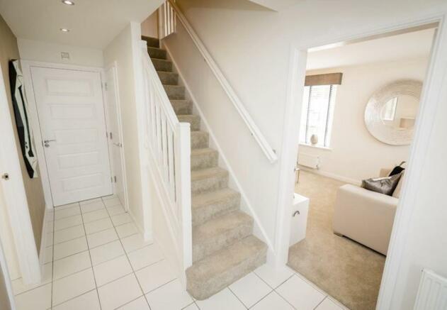Morpeth staircase