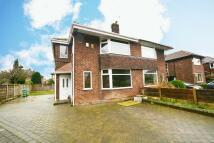 3 bedroom semi detached house to rent in Crombie Avenue...