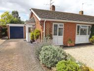 2 bed Semi-Detached Bungalow for sale in Binyon Close, Badsey...