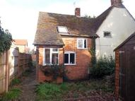 semi detached property in Brewers Lane, Badsey...