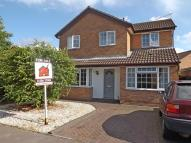 Detached property for sale in Falkland Road, Evesham