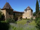 10 bed Character Property in Prayssac, 46, France