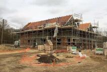 5 bedroom new property in White Stubbs Lane...