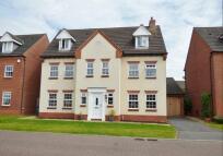 5 bedroom Detached property to rent in Denyer Court, Fradley...
