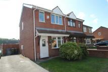 semi detached house in Hampton Green, Cannock