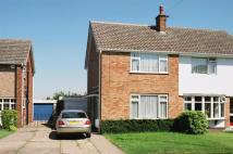 2 bedroom semi detached home to rent in Hudson Drive, Burntwood
