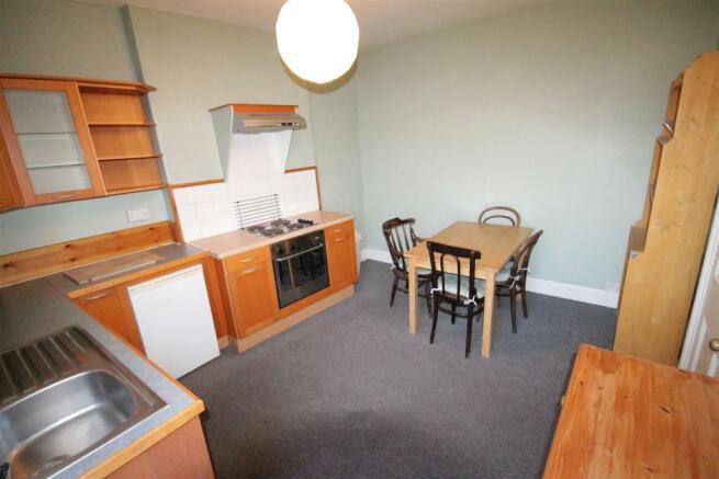Kitchen/Reception Ro
