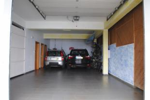 Garage for two cars
