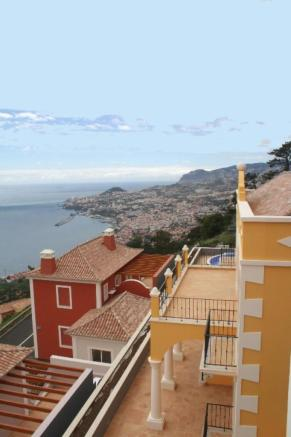 View to Funchal