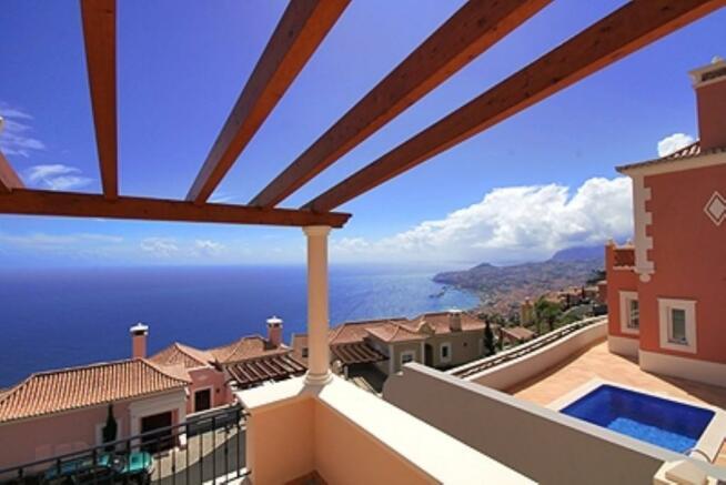 View main terrace