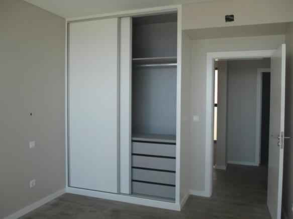 Bedroom's wardrobes