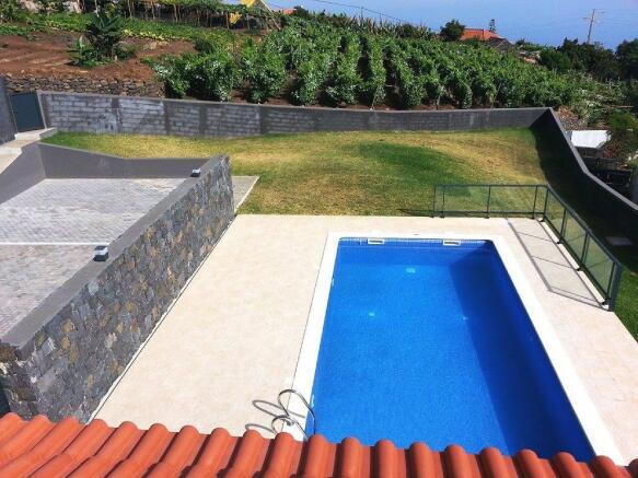 8X4m pool