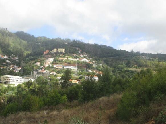 Mountain views North