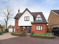 Detached house for sale in Taunton Close, Worth...