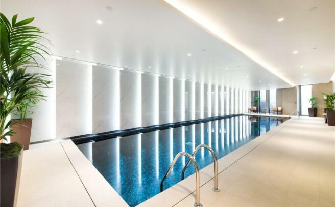Residents Pool