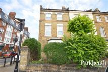Hertslet Road Flat to rent
