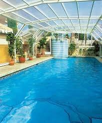 indoor pool and faci