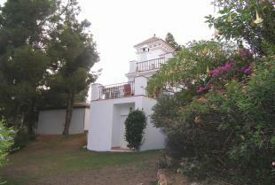 Rear of Villa & Gard
