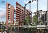2 bedroom new Apartment in Tapestry, Canal Road...