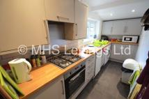 4 bedroom Terraced property to rent in 9 Broomfield Road, Leeds...