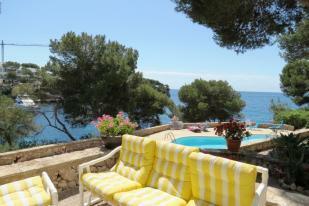terrace sea view