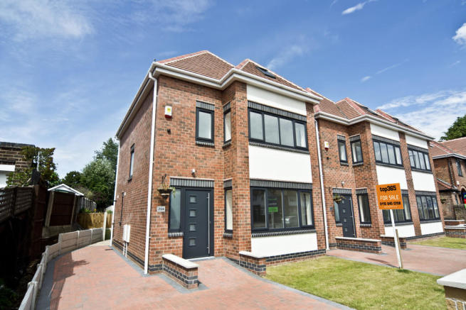 5 bedroom detached house for sale in wollaton road for Bedroom zone nottingham