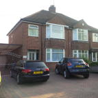 semi detached house in Kenpas Highway, Coventry...