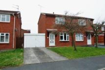 semi detached house in Sanderling Close...