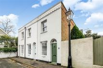 1 bedroom semi detached house in The Alberts, Richmond...