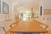 Terraced property in Kimbell Gardens...