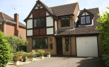 5 bedroom Detached house in Jay Close, Oakham