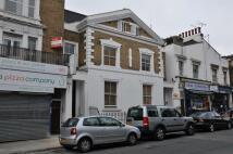 Studio flat in Royal College Street NW1