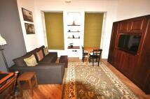 Studio apartment in Cartwright Gardens, WC1H